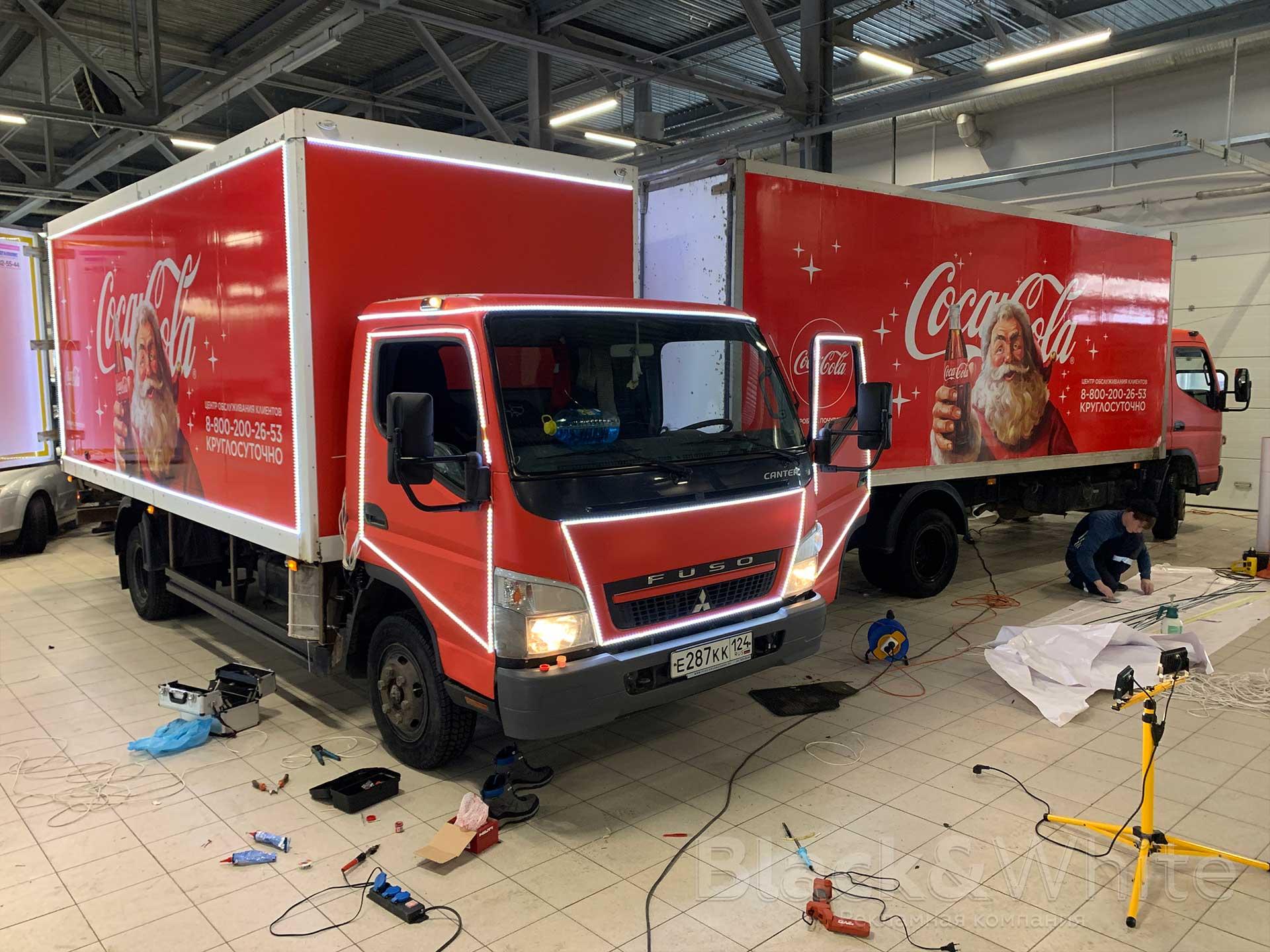 Брендирование-грузовиков-Кока-Кола-подсветка-светодиодной-лентой....jpg